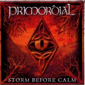 Cover - Primordial: Storm Before Calm