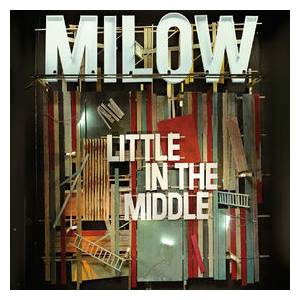 Cover - Milow: Little In The Middle
