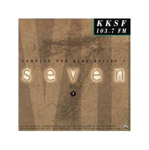 KKSF 103.7 FM Sampler For Aids Relief 7 - Cover