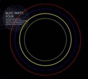 Bloc Party: Four - Cover
