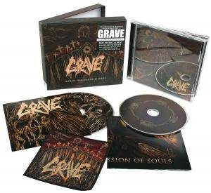 Grave: Endless Procession Of Souls (CD + Mini-CD / EP) - Bild 2