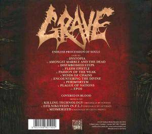Grave: Endless Procession Of Souls (CD + Mini-CD / EP) - Bild 5