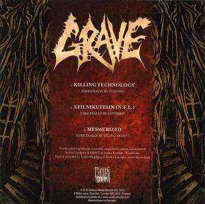 Grave: Endless Procession Of Souls (CD + Mini-CD / EP) - Bild 10