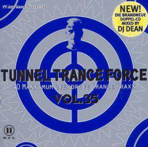 Tunnel Trance Force Vol. 35 - Cover