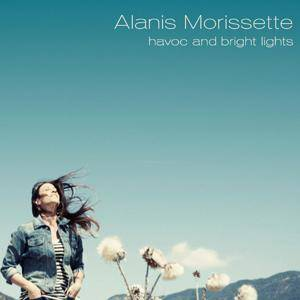 Alanis Morissette: Havoc And Bright Lights - Cover