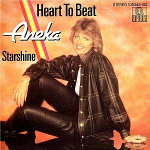 Aneka: Heart To Beat - Cover