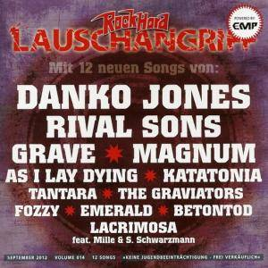 Rock Hard - Lauschangriff Vol. 014 (CD) - Bild 1