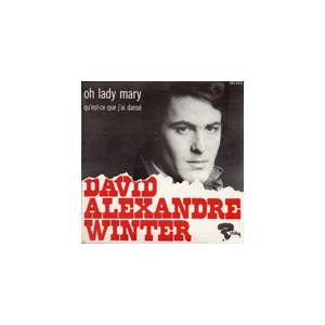 David Alexandre Winter: Oh Lady Mary - Cover
