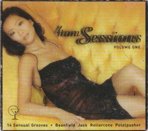 Cover - Bah Samba: 4am Sessions Volume One
