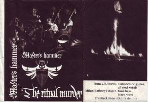 Cover - Master's Hammer: Ritual Murder Demo 1987, The