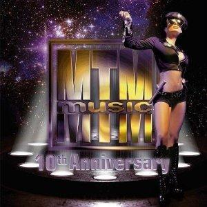 10th Anniversary / The Best Of MTM Music - Cover