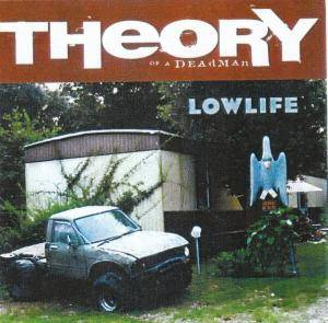 Cover - Theory Of A Deadman: Lowlife