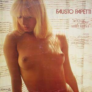 Cover - Fausto Papetti: Sexy Slow With Katia