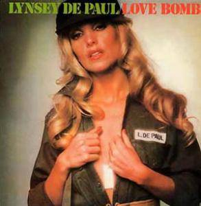 Cover - Lynsey de Paul: Love Bomb