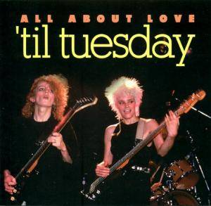 Cover - 'Til Tuesday: All About Love