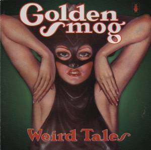 Cover - Golden Smog: Weird Tales