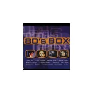 Cover - Matthew Wilder: 80's Box