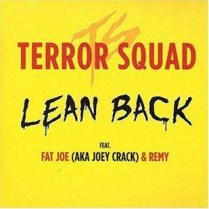 Cover - Terror Squad: Lean Back