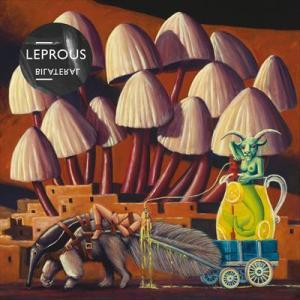 Leprous: Bilateral - Cover