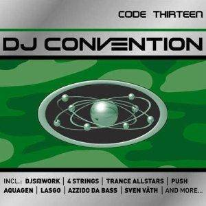 Cover - Ironbase: DJ Convention - Code Thirteen