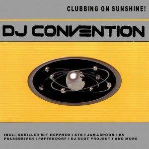Cover - Moonman: DJ Convention - Clubbing On Sunshine