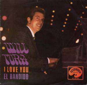 Cover - Will Tura: I Love You