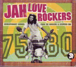 Cover - Barry Brown: Jah Love Rockers - Revolutionary Sounds From The Rockers & Steppers Era 75-80