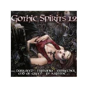 Gothic Spirits 12 - Cover