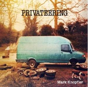 Mark Knopfler: Privateering - Cover