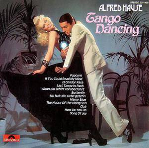 Cover - Alfred Hause: Tango Dancing