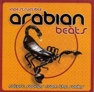 Indestructible Arabian Beats - Cover
