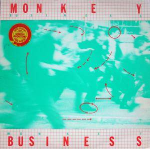 Monkey Business - Cover