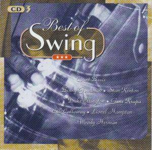 Best Of Swing CD 3 - Cover