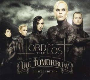 Cover - Lord Of The Lost: Tomorrow, Die