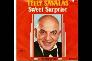 Cover - Telly Savalas: Love Such A Sweet Surprise