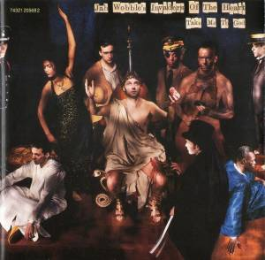 Cover - Jah Wobble's Invaders Of The Heart: Take Me To God