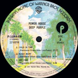 Deep Purple: Powerhouse (LP) - Bild 6
