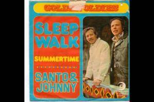 Cover - Santo & Johnny: Sleepwalk