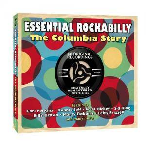 Essential Rockabilly The Columbia Story - Cover