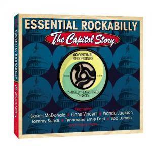 Cover - Rose Maddox: Essential Rockabilly - The Capitol Story