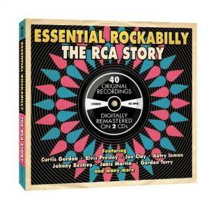 Cover - Joe Clay: Essential Rockabilly - The RCA Story