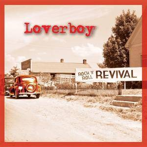 Cover - Loverboy: Rock 'n' Roll Revival