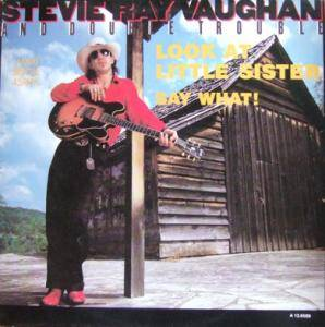 Cover - Stevie Ray Vaughan And Double Trouble: Look At Little Sister