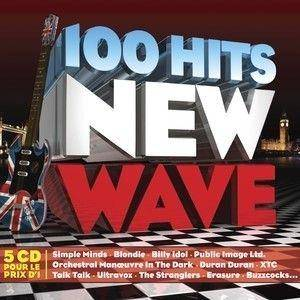 100 Hits New Wave - Cover