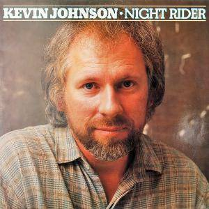 Cover - Kevin Johnson: Night Rider