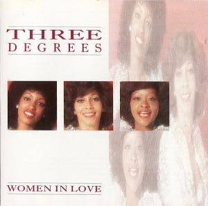 Cover - Three Degrees, The: Woman In Love