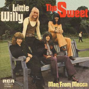 "The Sweet: Little Willy (7"") - Bild 1"