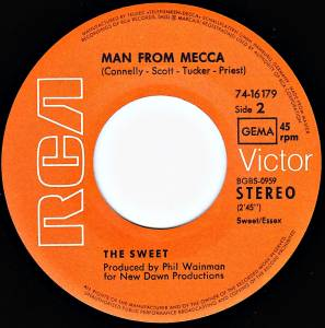 "The Sweet: Little Willy (7"") - Bild 3"