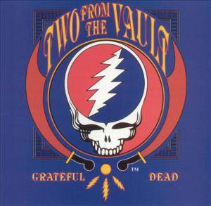 Grateful Dead: Two From The Vault - Cover