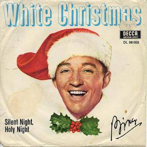 Bing Crosby: White Christmas - Cover